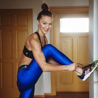 Karolina Polis dostarcza pozytywnej, sportowej energii!