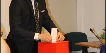 Pierwsza sesja Rady Powiatu Zgorzeleckiego - zdjęcie nr 33