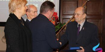 Medal Miasta Zgorzelec dla Ryszarda Kosińskiego - zdjęcie nr 5