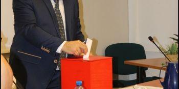 Pierwsza sesja Rady Powiatu Zgorzeleckiego - zdjęcie nr 32