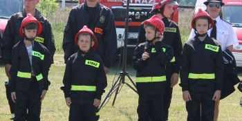 Gminne zawody sportowo-pożarnicze w Radomierzycach - zdjęcie nr 2
