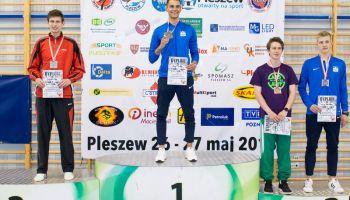 Srebro i brąz w Młodzieżowych Mistrzostwach Polski! (fot.: Wojciech Pawłowski, Uczniowski Klub Sportowy Warrior Zgorzelec)