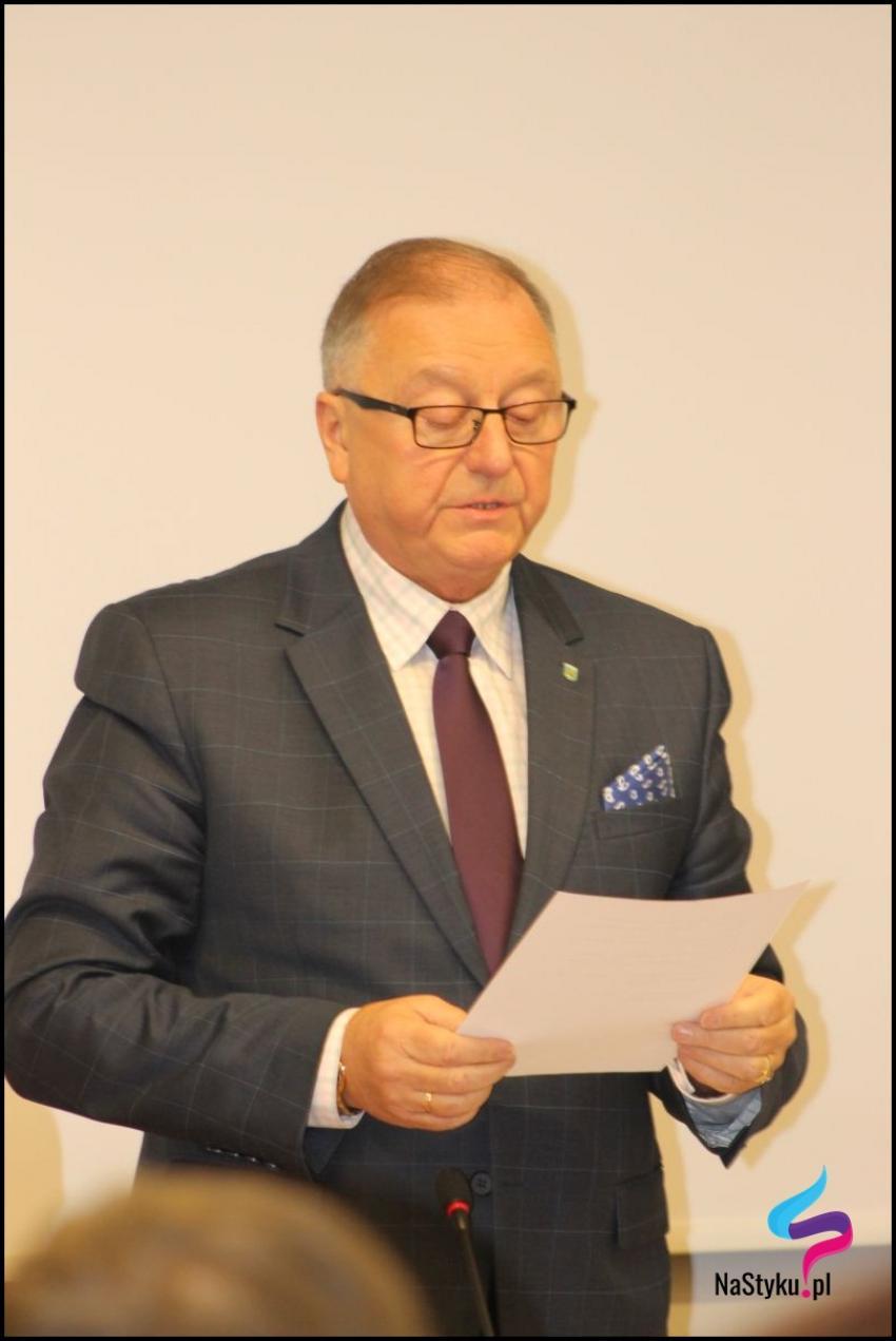 Pierwsza sesja Rady Powiatu Zgorzeleckiego - zdjęcie nr 8