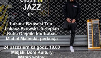Chopin in Jazz: Zaproszenie na koncert