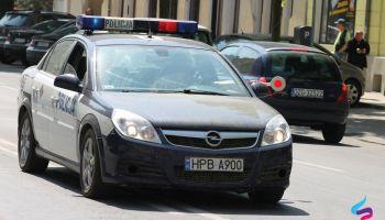 Kierowcy samochodów ciężarowych i autobusów pod ostrzałem policji