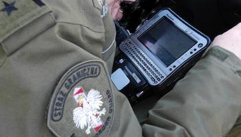 fot.: Nadodrzański Oddział Straży Granicznej