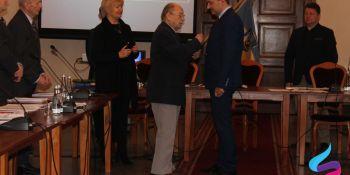 Medal Miasta Zgorzelec dla Ryszarda Kosińskiego - zdjęcie nr 9