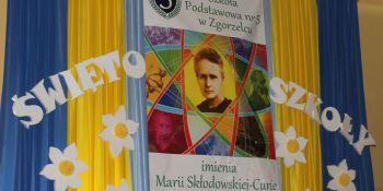 50. rocznica nadania imienia Marii Skłodowskiej-Curie zgorzeleckiej