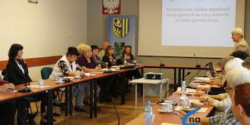 VII Powiatowe Forum Organizacji Pozarządowych - zdjęcie nr 16