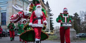 Mikołaj w Zgorzelcu - zdjęcie nr 2