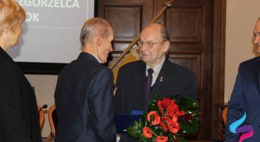 Ryszard Kosiński został uhonorowany Medalem Miasta Zgorzelec.