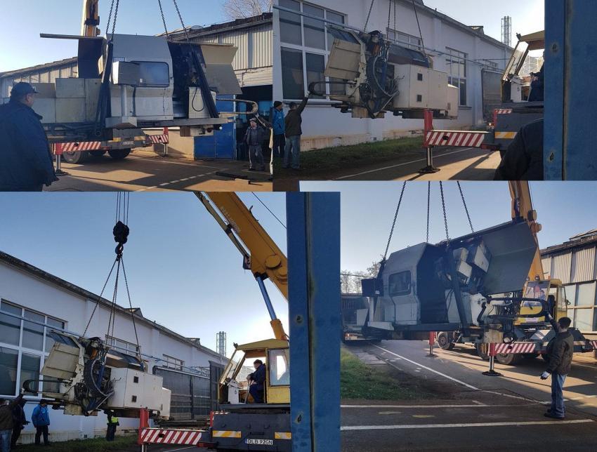 Bez maszyn, bez obrabiarek fabryki w Pieńsku nie uda się utrzymać.