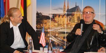 Architekt Daniel Libeskind spotkał się z mieszkańcami Europamiasta Zgorzelec/Görlitz - zdjęcie nr 18