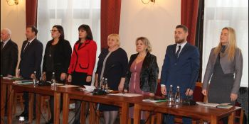 Inauguracyjna sesja Rady Miasta Zgorzelec - zdjęcie nr 1
