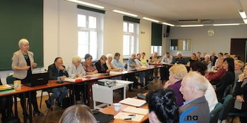 VII Powiatowe Forum Organizacji Pozarządowych - zdjęcie nr 18