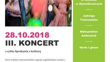 Koncert organizuje Fundacja EuroLand Art