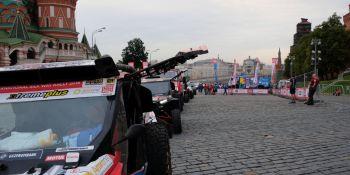 Szustkowski i Kazberuk na podium Silk Way Rally! - zdjęcie nr 5