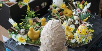 Wielkanocny Jarmark Rękodzieła w Jerzmankach - zdjęcie nr 17