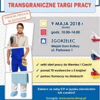 Transgraniczne targi pracy na dobre zadomowiły się w Zgorzelcu