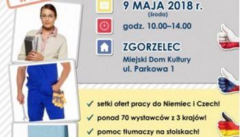 Transgraniczne Targi Pracy już w maju w Zgorzelcu.