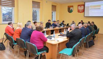 Sesja budżetowa Gminy Sulików / fot. Gmina Sulików
