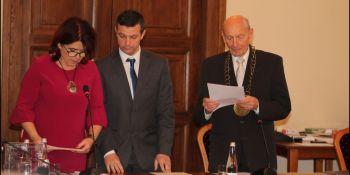 Inauguracyjna sesja Rady Miasta Zgorzelec - zdjęcie nr 55