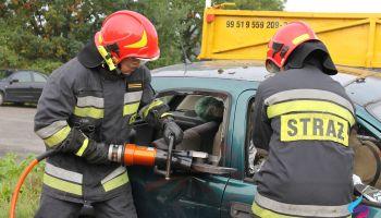 Informacja o stanie bezpieczeństwa i ochrony przeciwpożarowej na terenie powiatu.