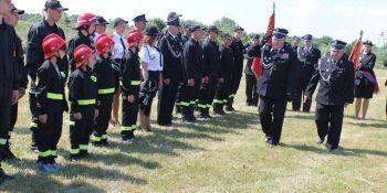 Gminne zawody sportowo-pożarnicze w Radomierzycach - zdjęcie nr 4