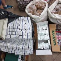 CBŚP i kryminalni przechwycili tytoniową kontrabandę