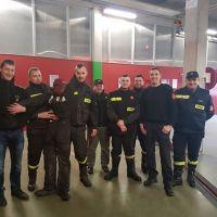 Ruszyła współpraca OSP w Starym Węglińcu z jednostką w Groningen w Holandii