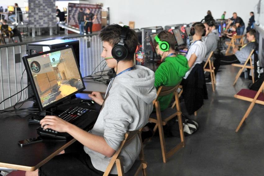 Zgorzelec Games Week (materiały prasowe Urzędu Miasta Zgorzelec)