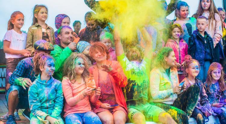 Przygoda z kolorami  w Gminie Zgorzelec - zdjęcie nr 138