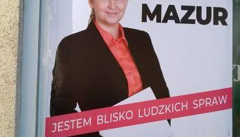Kandydatka na burmistrza Zgorzelca z nacjonalistyczno-ksenofobicznymi poglądami?