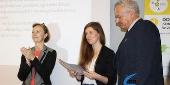 VII Powiatowe Forum Organizacji Pozarządowych - zdjęcie nr 9