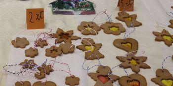 Bożonarodzeniowy Jarmark Rękodzieła w Jerzmankach - zdjęcie nr 4