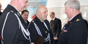 Komendant KP PSP w Zgorzelcu odchodzi na emeryturę - zdjęcie nr 57