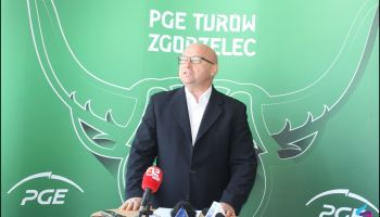 Prezes zarządu KKS Turów Zgorzelec S.A. Mirosław Kabała