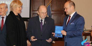 Medal Miasta Zgorzelec dla Ryszarda Kosińskiego - zdjęcie nr 3
