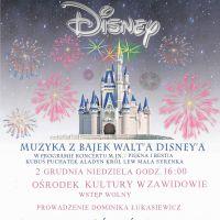 Muzyka z bajek Walt'a Disney'a