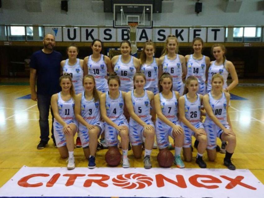 fot. Citronex UKS Basket Zgorzelec