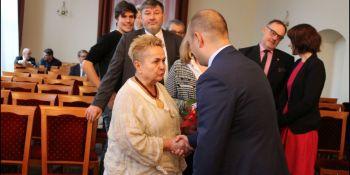 Inauguracyjna sesja Rady Miasta Zgorzelec - zdjęcie nr 39