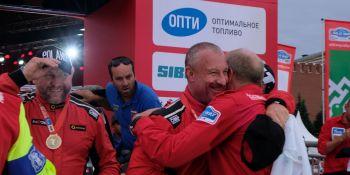 Szustkowski i Kazberuk na podium Silk Way Rally! - zdjęcie nr 8