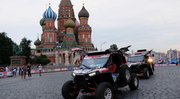 Szustkowski i Kazberuk na podium Silk Way Rally! - zdjęcie nr 6