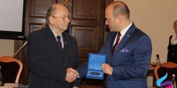 Medal Miasta Zgorzelec dla Ryszarda Kosińskiego - zdjęcie nr 4