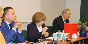 Pierwsza sesja Rady Powiatu Zgorzeleckiego - zdjęcie nr 37