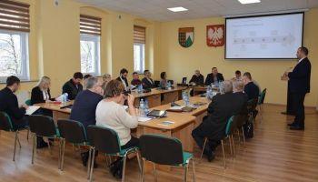 Wspólne posiedzenie komisji stałych Rady Gminy Sulików / fot. Gmina Sulików