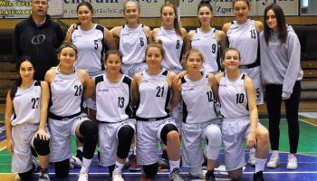 Nasze dziewczyny zaczynają rozgrywki w II lidze. (fot. UKS Basket)