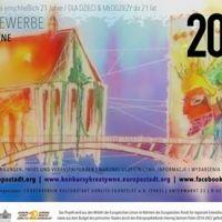 Konkursy Kreatywne wokół Europa-Miasta Zgorzelec-Görlitz
