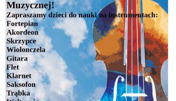 Tydzień Otwartych Drzwi w Szkole Muzycznej.
