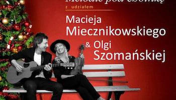 Gośćmi zgorzeleckich mandolinistów będą w tym roku Olga Szomańska i Maciej Miecznikowski.
